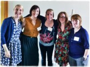 PG CWWN Steering Group at Mythic, Magical and Monstrous Women in CWW